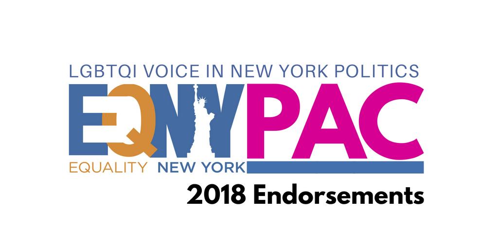 2018 Candidate Endorsements