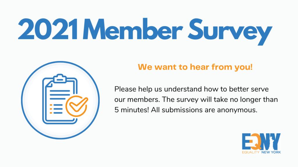 2021 EQNY Member Survey