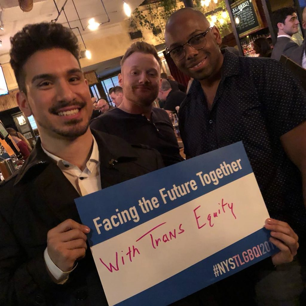 Equality New York's Policy Priorities & Coalition